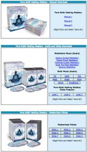 Pure reiki healing mastery download