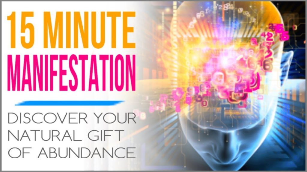 15 Minute Manifestation download