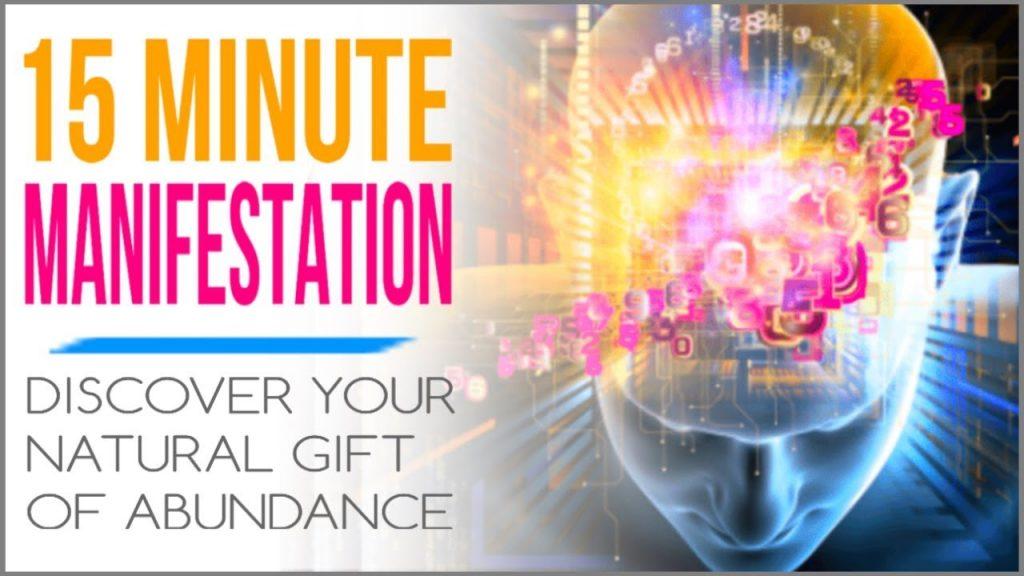 15 Minute Manifestation download